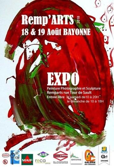 REMP'ARTS BAYONNE 2018