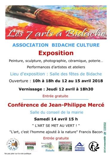 LES 7 ARTS DE BIDACHE